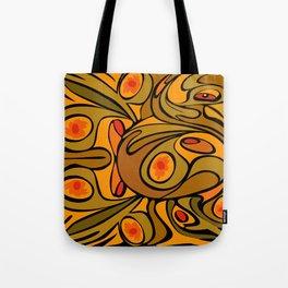 Rooster DeKooning Tote Bag