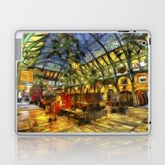 Covent Garden Van Gogh Laptop & iPad Skin