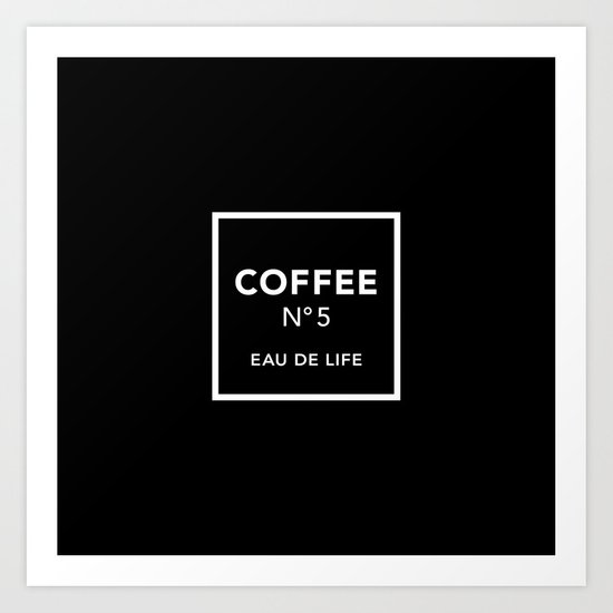 Black Coffee No5 by thebeautydrawer