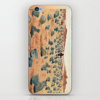 battlefield iPhone & iPod Skins featuring The Battlefield. by Jera Sky