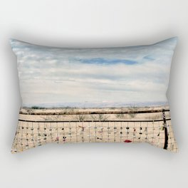 Marfa Locks Rectangular Pillow