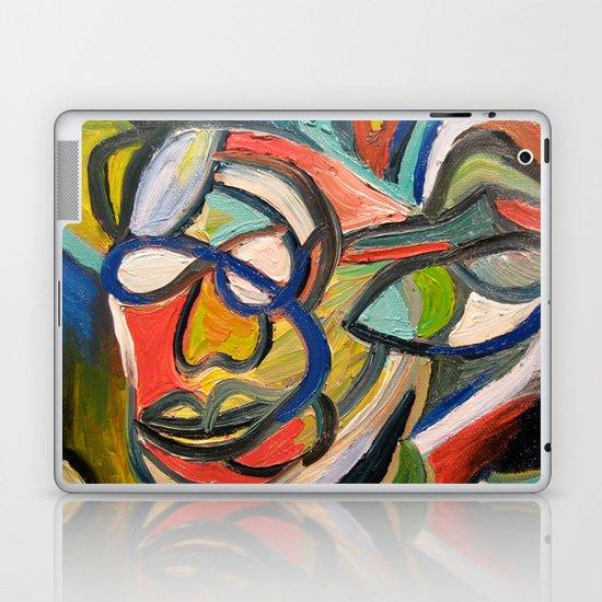 Man Of The Hour Laptop & iPad Skin