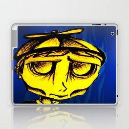 Ghoul #4, Tomfoolery Laptop & iPad Skin