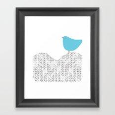 Heart + Soul Framed Art Print