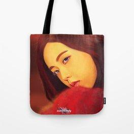 Jisoo - Black Pink (Square Two) Tote Bag