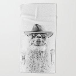 JOE BULLET Beach Towel