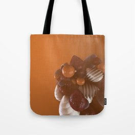 Monster Parts Tote Bag