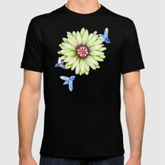I'm an Early Bloomer Mens Fitted Tee MEDIUM Black