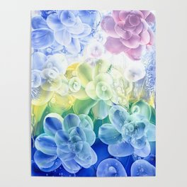 Flowers II Poster