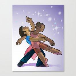 ballet Canvas Print