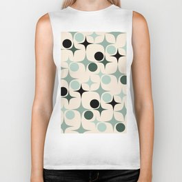 RETRO Pattern  #society6 #decor #buyart Biker Tank