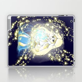 Lita, the Sun Queen Laptop & iPad Skin