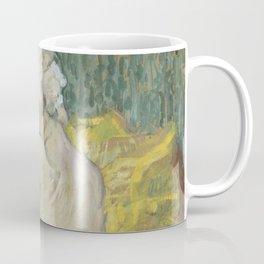 "Henri de Toulouse-Lautrec ""The Clown Cha-U-Kao"" Coffee Mug"