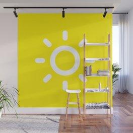 Sun - Better Weather Wall Mural