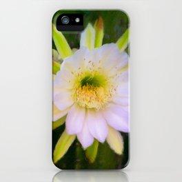 Shy Beauty iPhone Case