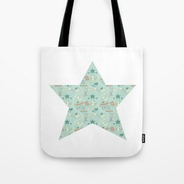 Empowering Star Tote Bag
