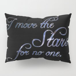Move The Stars Pillow Sham