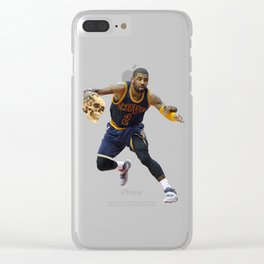 Kyrie Killer Crossover Clear iPhone Case