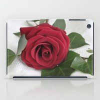 romance iPad Cases featuring Romance by Ellie Rose Flynn