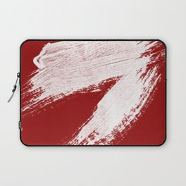 ANGER - red palette Laptop Sleeve