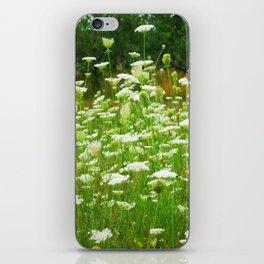 Spring Flowers iPhone Skin