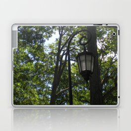Lamppost, Wellesley College Laptop & iPad Skin