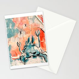 Brother Crab Stationery Cards