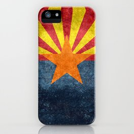 State flag of Arizona, the 48th state iPhone Case