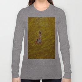 Abigail dreaming Long Sleeve T-shirt
