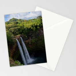 Light and Dark Stationery Cards