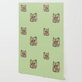 Tortoiseshell cat Wallpaper