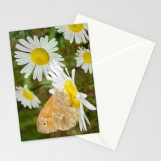 Butterfly :: Rings of Gold Stationery Cards