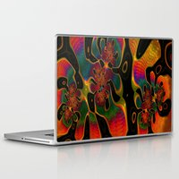 trippy Laptop & iPad Skins featuring Trippy by Amanda Moore