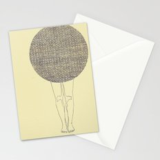 ballad legs Stationery Cards