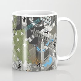 Aperture Science: All science, all the time Coffee Mug