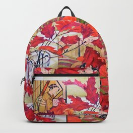 Japanese Autumn Dream Backpack