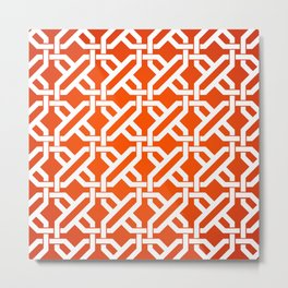Pattern 4H Metal Print