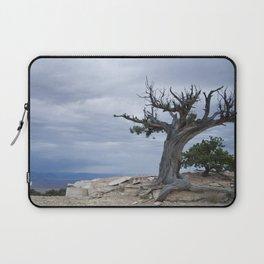 A storm on the horizon Laptop Sleeve