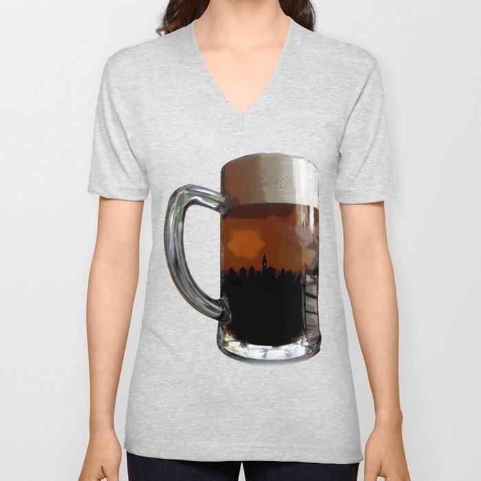 Big Beer Unisex V-Neck