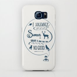 I Solemnly Swear... iPhone Case