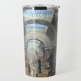 The Greatest in the Grande Galerie du Louvre Travel Mug