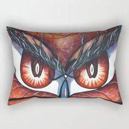 Emotional Eyes Rectangular Pillow
