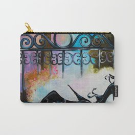 Romantic date in Paris Carry-All Pouch