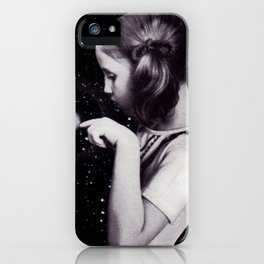 stars are delicate iPhone Case