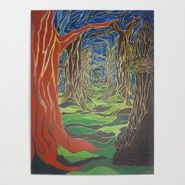 Jungal - Jungle Forest Poster