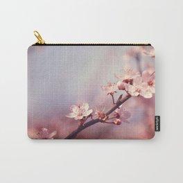 Joyful Pixie Cherry Blossom Carry-All Pouch