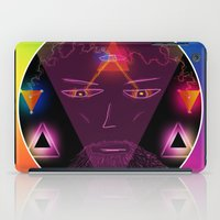 wizard iPad Cases featuring Wizard by Spooky Dooky