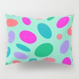 Jellybean Rainbow | Green Pillow Sham