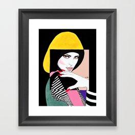 Technicolor Framed Art Print