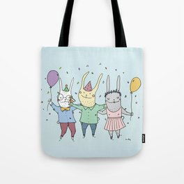 Party ! Tote Bag